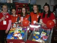 8 ton darów dla potrzebujących