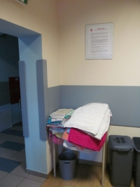 Bezdomność w czystej postaci - trzy lata działalności łaźni
