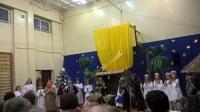 Bożonarodzeniowe kolędowanie Caritas