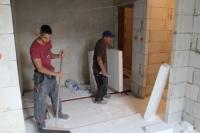 Budowa łaźni dla bezdomnych rozpoczęta