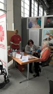 Caritas na targach zdrowia i seniora._7