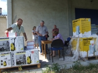 Carrefour pomaga powodzianom w Opolu.