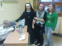 Dzień Chorego w Hospicjum w Starych Siołkowicach