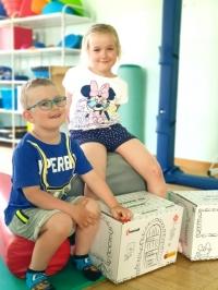 Dzień Dziecka 2021 w Centrum Rehabilitacji