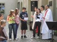 I Diecezjalna Pielgrzymka Szkolnych Kół Caritas