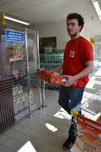 II ogólnopolska zbiórka żywności
