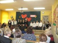 Inauguracja działalności Szkolnego Koła Caritas w Walcach