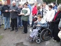 Niepełnosprawni w