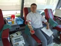 Oddawanie krwi coraz bardziej popularne