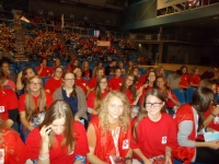 Ogólnopolskie jubileuszowe spotkanie Szkolnych Kół Caritas w Rzeszowie