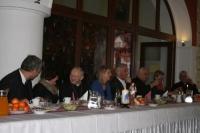 Opłatkowe spotkanie personelu medycznego Caritas