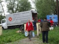 Opolska Caritas pomaga powodzianom