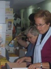 Paczki z Fundacji Przyjaciół Dziecka Polskiego w Raalte