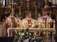 Pielgrzymi Caritas u św. Jadwigi