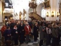 Pielgrzymka współpracowników Caritas Diecezji Opolskiej