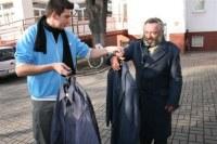 Pomoc Aresztu Śledczego dla bezdomnych