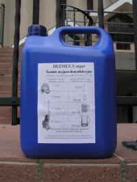 Ponad 40 ton środków chemicznych dla powodzian.