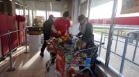 Ponad 8 ton żywności dla potrzebujących