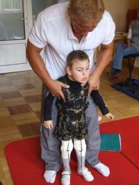 Rehabilitacja w kombinezonie