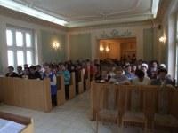 Rekolekcje wielkopostne wolontariuszy Caritas Diecezji Opolskiej