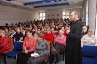 Rekolekcje wielkopostne wolontariuszy Caritas Diecezji Opolskiej (2011)