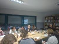 Spotkania formacyjne dla opiekunów Szkolnych Kół Caritas._2