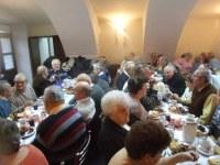 Spotkanie opłatkowe dla seniorów