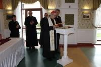 Spotkanie opłatkowe personelu medycznego Caritas