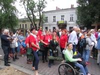 Spotkanie osób niepełnosprawnych z papieżem Franciszkiem_1