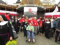 Spotkanie osób niepełnosprawnych z papieżem Franciszkiem_2