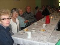 Spotkanie  seniorów, osób chorych i samotnych w Parafii Bł. Czesława w Opolu.