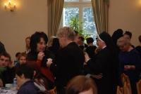 Spotkanie wigilijne pracowników medycznych Caritas Diecezji Opolskiej