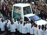 Spotkanie z papieżem Benedyktem XVI w Berlinie