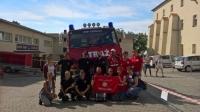 Stacje Opieki Caritas dla uczestników Światowych Dni Młodzieży