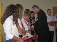 Szkolne Koła Caritas w diecezji opolskiej