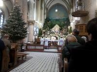 Tradycyjne spotkanie przy Szopce Bożonarodzeniowej_1