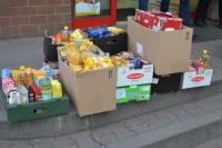 VII świąteczna zbiórka żywności