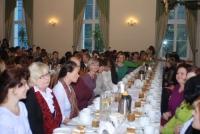 Wigilia pracowników medycznych Caritas Diecezji Opolskiej