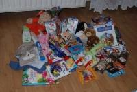 Świąteczna paczka dla dziecka więźnia.