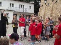 Wolontariusze SKC na Górze św. Anny