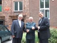 Współpraca Caritas Diecezji Opolskiej z Izbą Celną w Opolu