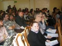 Rekolekcje dla uczestników WTZ Caritas Diecezji Opolskiej