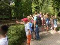 Wycieczka dla dzieci zorganizowana przez Parafialny Zespół Caritas_10