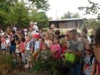 Wycieczka dla dzieci zorganizowana przez Parafialny Zespół Caritas_7