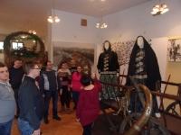 Wyjście do muzeum uczestników ŚŚS Nadzieja.