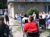 Wypoczynek dla osób niepełnosprawnych
