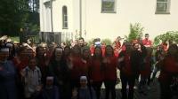 X Diecezjalna Pielgrzymka Szkolnych Kół Caritas Diecezji Opolskiej na Górę Św. Anny. _7