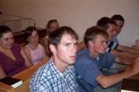 Zjazd uczestników warsztatów