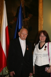 Złoty i brązowy Krzyż Zasługi dla pracowników Caritas Diecezji Opolskiej